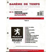 TECHNIQUE PEUGEOT GRATUIT 607 TÉLÉCHARGER REVUE