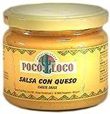 Poco Loco - Cheese Salsa - Jalapeno-Käse-Sauce - im Glas - 300g