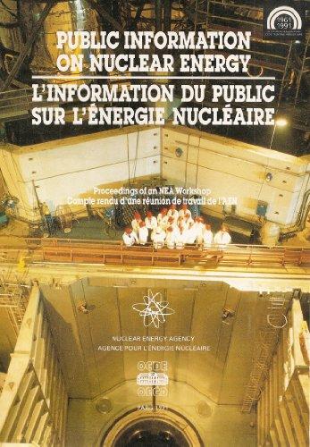 Public Information on Nuclear Energy par Nuclear Energy Agency