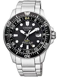CITIZEN Analog Black Dial Men's Watch-BJ7110-89E