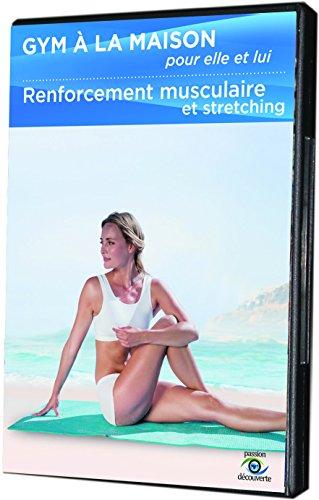 Gym à la maison pour elle et lui - Renforcement musculaire et stretching