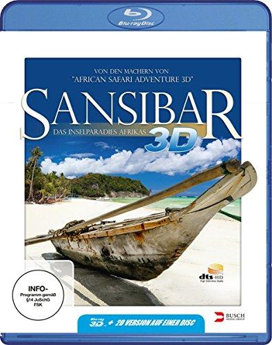Preisvergleich Produktbild Sansibar [3D Blu-ray]