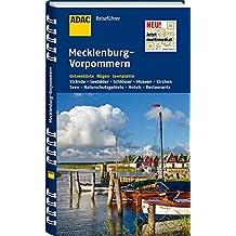 ADAC Reiseführer Mecklenburg-Vorpommern: Ostseeküste Rügen Seenplatte
