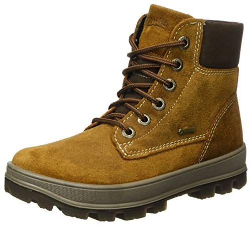 Superfit Jungen Fashion Schuhe, Schwarz (Fudge Kombi), 41 (Boot Schuhe Für Jungen)