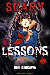 Scary Lessons Edition simple Tome 5