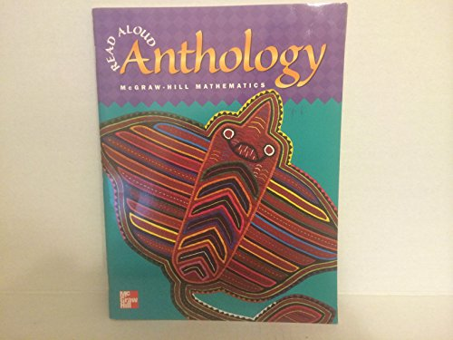 Read Aloud Anthology Grade 6 (McGraw-Hill Mathematics) [Taschenbuch] by McGra...
