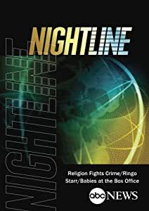 ABC News Nightline Religion Fights Crime/Ringo Starr/Babies at the Box Office [DVD] [NTSC]