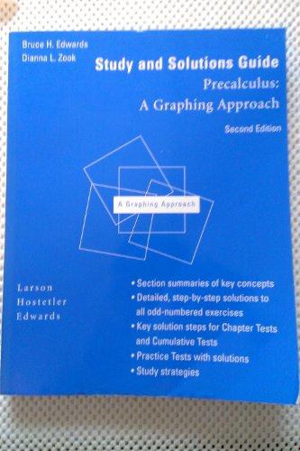 Precalculus: Graphing Approach por Ron Larson