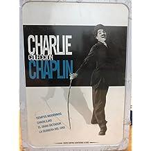 Cofre Charlie Chaplin