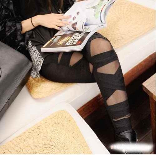 Dear-lover Hot Leggings für Damen - 2