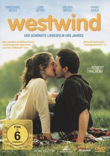 Westwind ( Retr?szerelem (Zwillinge) ) ( West wind ) [ NON-USA FORMAT, PAL, Reg.0 Import - Germany ] by Friederike Becht