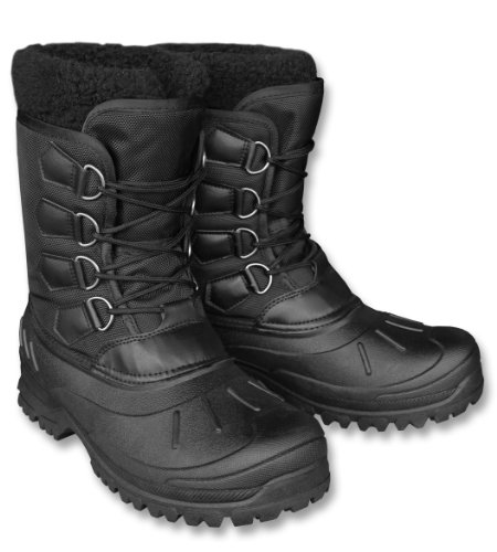 Brandit Highland Weather Boots Schwarz
