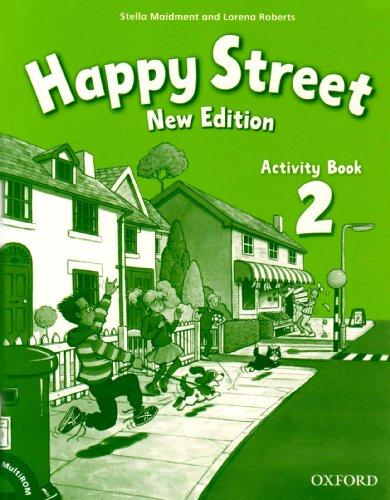 Happy Street 2. Activity Book (Happy Second Edition) - 9780194730921