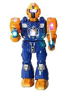 Juinsa Robot con luz Sonidos y Camina 84139.0
