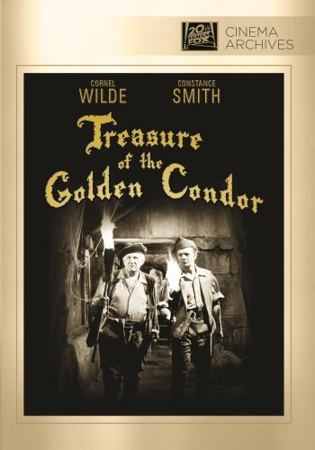 Treasure of the Golden Condor by Cornel Wilde
