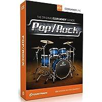 Toontrack Pop-Rock EZX Toontrac Logiciel de batterie
