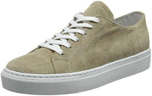 Wood Wood Shoes Alex Shoe - Zapatillas Unisex Adulto, Blanco (White AOP), 8.5 UK 41 EU