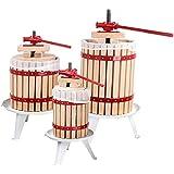 Jago - Prensa para hacer zumo de frutas - vino, manzana, exprimidor - volumen a elegir