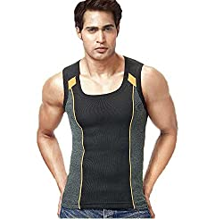 Dixcy B1100 Mens Cotton Vest (Color-Assorted)(Pack Of 2) (Large)