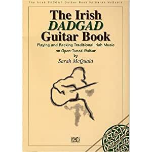 The Irish DADGAD Guitar Book. Partitions pour Guitare