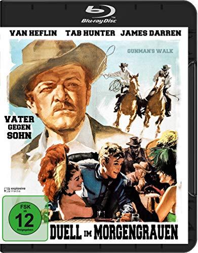Duell im Morgengrauen (Gunman's Walk) [Blu-ray]