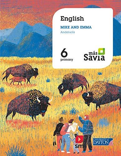 English for Plurilingual Schools. 6 Primary. Más Savia. Andalucía