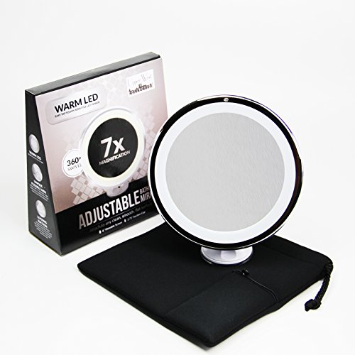 7x-magnifying-lighted-makeup-mirror-warm-led-tap-light-bathroom-vanity-mirror-wireless-compact-trave
