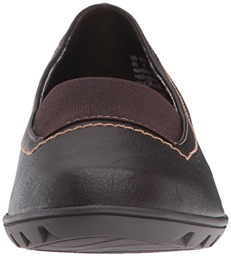 Soft Style by Hush Puppies Varya Cuir Mocassin brown