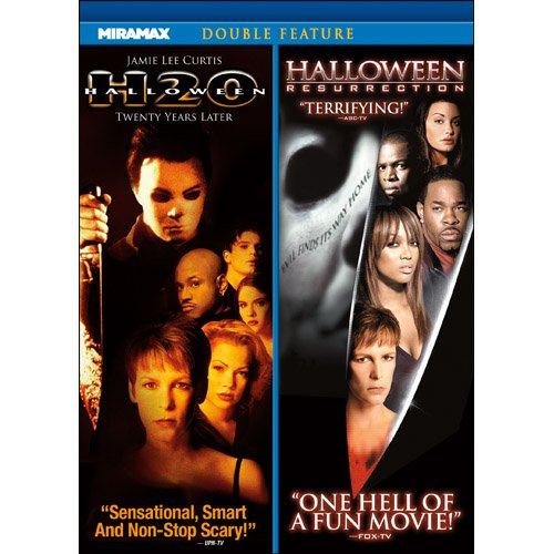 Halloween: H2o & Halloween: Resurrection [Import USA Zone 1]