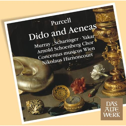 Purcell : Dido and Aeneas : Act 2 Ritornelle [Belinda, Chorus]