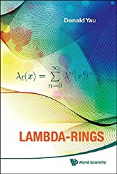 Lambda-Rings by Yau Donald (2010-05-02)