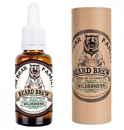 Je 2 Stück Mr. Bear Family Beard Öl Woodland, Wilderness oder Citrus (Wilderness)