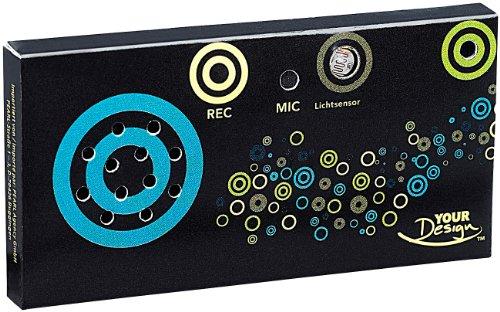 Your Design Soundmodul: Gruß-Modul für Geschenkpäckchen, mit Aufnahme (bespielbare Grußkarte)