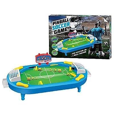 Ak Sport - 0615024 - Baby-Foot - Spinball Jeu De Foot
