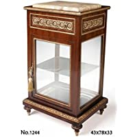 Casa-Padrino Baroque Display Cabinet 43 x 33 x H.78 cm - Baroque Furniture - Comparador de precios