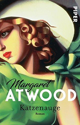 Buchseite und Rezensionen zu 'Katzenauge: Roman' von Margaret Atwood