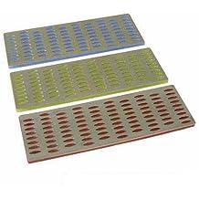 Silverline 349756 - Lima plana   (tamaño: 50x150mm, pack de 3)
