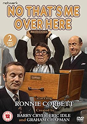 No, That's Me Over Here [DVD]