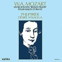 Sonata for Violin and Piano No. 21 in C Minor, K. 59: III. Allegro