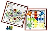 Aquamarine Games - Oca Parchís, Escuela de Juegos (Compudid CPES01)