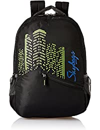 Skybags Footloose Colt 30 Ltrs Black Casual Backpack (BPFCOE2EBLK)