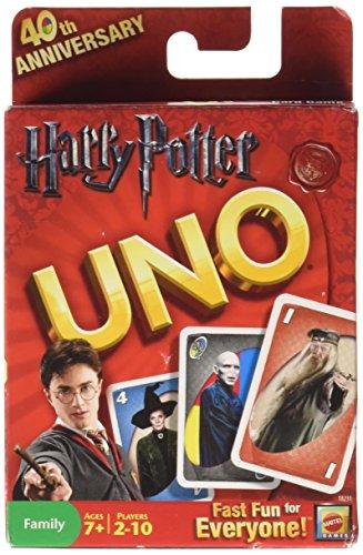 Uno gioco di carte - Harry Potter (versione US)