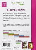 Image de Malou le Pïrate Niveau 1 - Tous lecteurs ! Roman - Livre élève - Ed. 2013