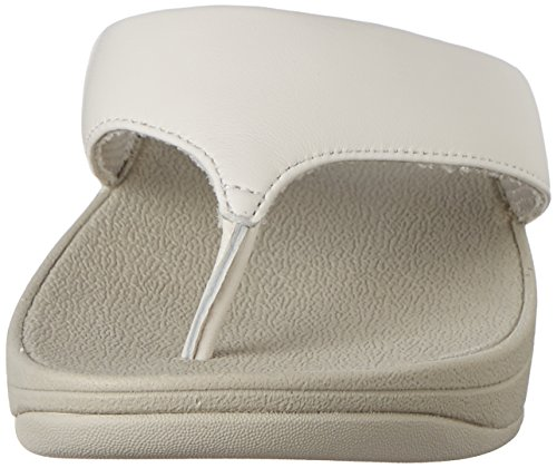 Ringer Toe Post - Urban White/Beige Sole white