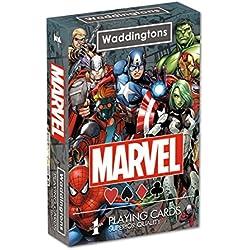 Marvel Universo Waddingtons número 1Juego de Cartas
