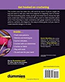Crocheting for Dummies, 3rd Edition + Online Videos (For Dummies (Lifestyle))
