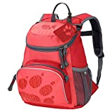 Jack Wolfskin Unisex - Kinder Rucksack Little Joe, grapefruit, 32 x 29 x 2cm, 11 liters, 26221 Bild