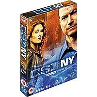 C.S.I: Crime Scene Investigation - New York - Season 3 Part 1