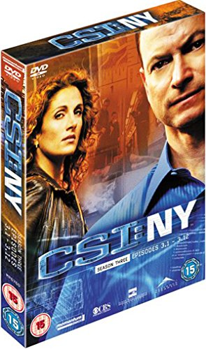 CSI: Crime Scene Investigation - New York - Season 3.1 [UK - Monster York New Von