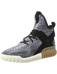 adidas Unisex-Erwachsene Tubular X Primeknit Sneakers